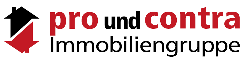 Pro und Contra Immobiliengruppe