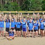 Ein Bild aller Teilnehmer des Trainingslagers 2021 in Lindow